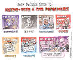 Matt Wuerker  Matt Wuerker's Editorial Cartoons 2015-02-02 freedom of speech