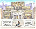Matt Wuerker  Matt Wuerker's Editorial Cartoons 2015-02-24 international bank
