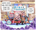 Matt Wuerker  Matt Wuerker's Editorial Cartoons 2015-03-04 diplomacy