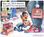 Matt Wuerker  Matt Wuerker's Editorial Cartoons 2015-05-12 trade