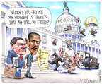 Matt Wuerker  Matt Wuerker's Editorial Cartoons 2015-06-19 opposition