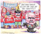 Matt Wuerker  Matt Wuerker's Editorial Cartoons 2015-07-20 Donald Trump