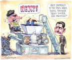 Matt Wuerker  Matt Wuerker's Editorial Cartoons 2015-10-12 Paul Ryan