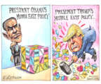 Matt Wuerker  Matt Wuerker's Editorial Cartoons 2015-12-17 Donald Trump