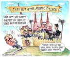 Matt Wuerker  Matt Wuerker's Editorial Cartoons 2015-02-10 integrity