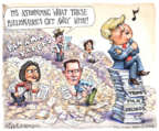 Matt Wuerker  Matt Wuerker's Editorial Cartoons 2016-04-06 Donald Trump taxes
