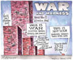 Matt Wuerker  Matt Wuerker's Editorial Cartoons 2016-07-15 Korean war