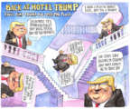 Matt Wuerker  Matt Wuerker's Editorial Cartoons 2016-09-27 Donald Trump taxes