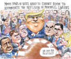 Matt Wuerker  Matt Wuerker's Editorial Cartoons 2017-06-21 2016 election