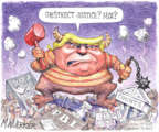 Matt Wuerker  Matt Wuerker's Editorial Cartoons 2019-02-21 agency