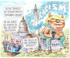 Matt Wuerker  Matt Wuerker's Editorial Cartoons 2019-07-18 speaker