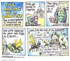 Matt Wuerker  Matt Wuerker's Editorial Cartoons 2007-07-26 interest