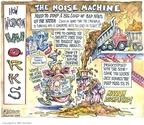 Matt Wuerker  Matt Wuerker's Editorial Cartoons 2007-09-27 distraction
