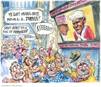 Matt Wuerker  Matt Wuerker's Editorial Cartoons 2008-02-29 aye