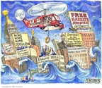 Matt Wuerker  Matt Wuerker's Editorial Cartoons 2008-09-17 economic