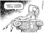Nick Anderson  Nick Anderson's Editorial Cartoons 2007-05-10 punishment