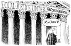 Nick Anderson  Nick Anderson's Editorial Cartoons 2003-12-21 appeals court