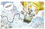 Nick Anderson  Nick Anderson's Editorial Cartoons 2005-05-03 democracy