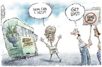 Nick Anderson  Nick Anderson's Editorial Cartoons 2005-07-28 eras