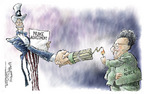Nick Anderson  Nick Anderson's Editorial Cartoons 2005-09-21 light