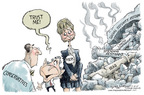 Nick Anderson  Nick Anderson's Editorial Cartoons 2005-10-18 appeals court