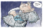 Nick Anderson  Nick Anderson's Editorial Cartoons 2005-12-04 democracy