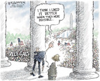 Nick Anderson  Nick Anderson's Editorial Cartoons 2006-04-14 population