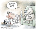 Nick Anderson  Nick Anderson's Editorial Cartoons 2006-07-02 freedom of the press