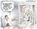 Nick Anderson  Nick Anderson's Editorial Cartoons 2006-07-13 corruption