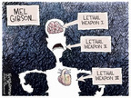 Nick Anderson  Nick Anderson's Editorial Cartoons 2006-08-02 brain