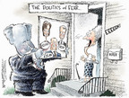 Nick Anderson  Nick Anderson's Editorial Cartoons 2006-09-21 distraction