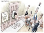 Nick Anderson  Nick Anderson's Editorial Cartoons 2006-10-10 Kim Il-Sung