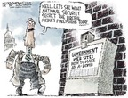 Nick Anderson  Nick Anderson's Editorial Cartoons 2006-11-05 freedom of the press