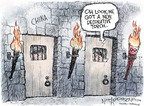 Nick Anderson  Nick Anderson's Editorial Cartoons 2008-04-13 China
