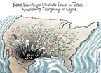 Nick Anderson  Nick Anderson's Editorial Cartoons 2008-05-11 sinkhole