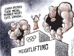 Nick Anderson  Nick Anderson's Editorial Cartoons 2008-08-15 China