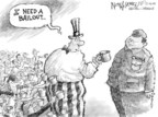 Nick Anderson  Nick Anderson's Editorial Cartoons 2008-12-03 China