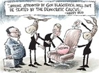 Nick Anderson  Nick Anderson's Editorial Cartoons 2009-01-15 corruption