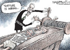 Nick Anderson  Nick Anderson's Editorial Cartoons 2009-01-16 pardon