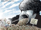 Nick Anderson  Nick Anderson's Editorial Cartoons 2009-01-28 impeachment