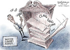 Nick Anderson  Nick Anderson's Editorial Cartoons 2009-02-15 presidential cabinet