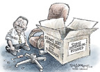 Nick Anderson  Nick Anderson's Editorial Cartoons 2009-02-17 corruption