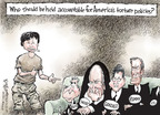 Nick Anderson  Nick Anderson's Editorial Cartoons 2009-04-23 presidential cabinet