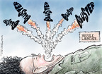 Nick Anderson  Nick Anderson's Editorial Cartoons 2009-05-28 Korea