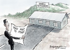 Nick Anderson  Nick Anderson's Editorial Cartoons 2009-06-05 Israel