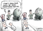 Nick Anderson  Nick Anderson's Editorial Cartoons 2009-06-09 North Korea