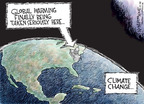 Nick Anderson  Nick Anderson's Editorial Cartoons 2009-06-30 climate change