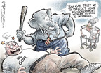 Nick Anderson  Nick Anderson's Editorial Cartoons 2009-09-25 protection