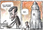 Nick Anderson  Nick Anderson's Editorial Cartoons 2009-09-27 Israel