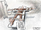 Nick Anderson  Nick Anderson's Editorial Cartoons 2010-03-26 DNA evidence